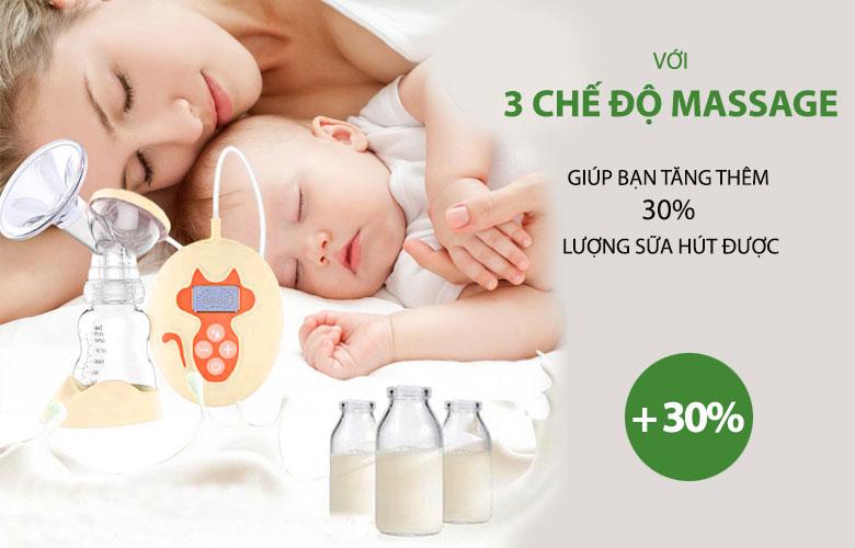 Máy hút sữa iMediCare iBP 9S