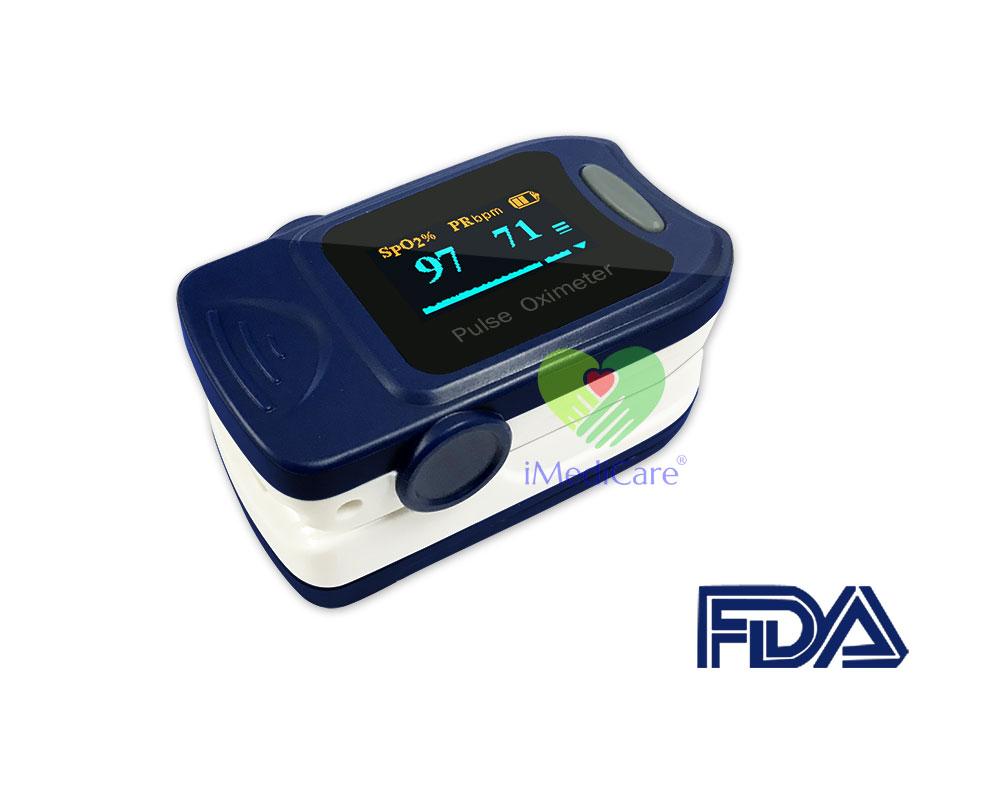 máy đo nồng độ oxy bão hòa trong máu spo2