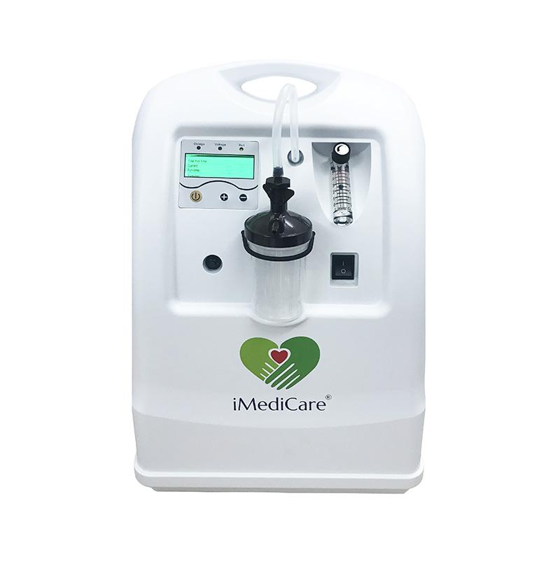 máy tạo oxy cho bệnh nhân 3l