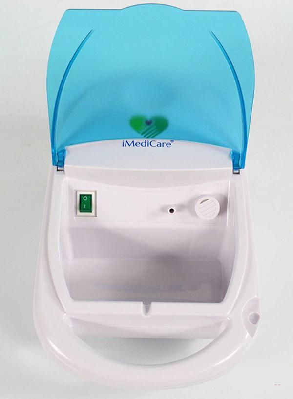 máy xông mũi họng khí dung imedicare ina-09s