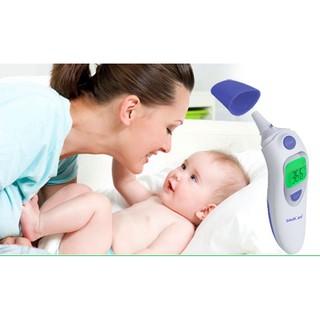 Nên mua nhiệt kế điện tử loại nào tốt cho trẻ sơ sinh và trẻ nhỏ?