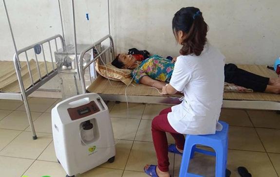 Lựa chọn máy tạo oxy cá nhân tại nhà cho bệnh nhân, người già