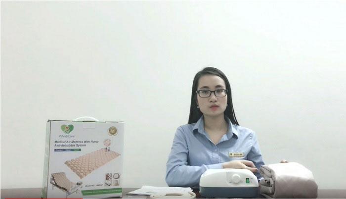 Video Hướng Dẫn Sử Dụng Đệm Chống Lở Loét iMediCare iAM-8P