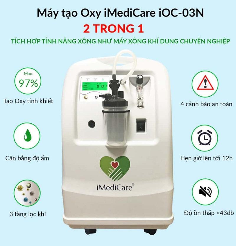 may tao oxy 3 lit