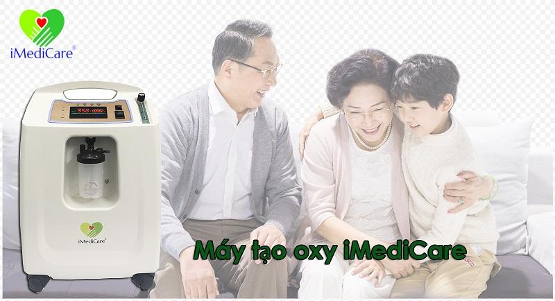 may tao oxy dieu tri benh