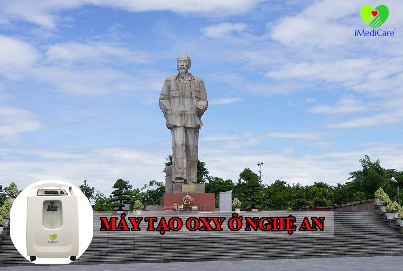 may tao oxy nghe an