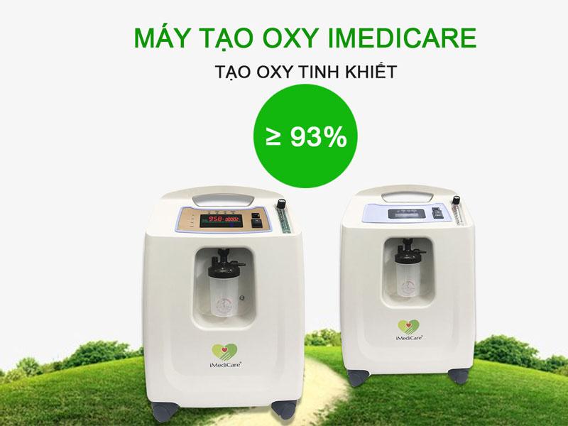 may tao oxy tai nha